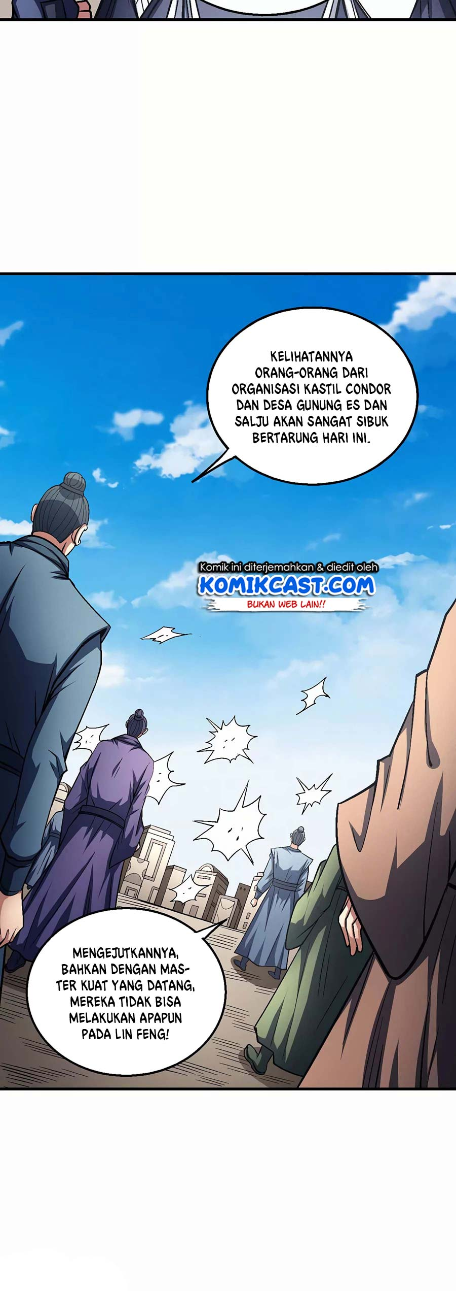 God of Martial Arts: Chapter 125.2 - Page 15