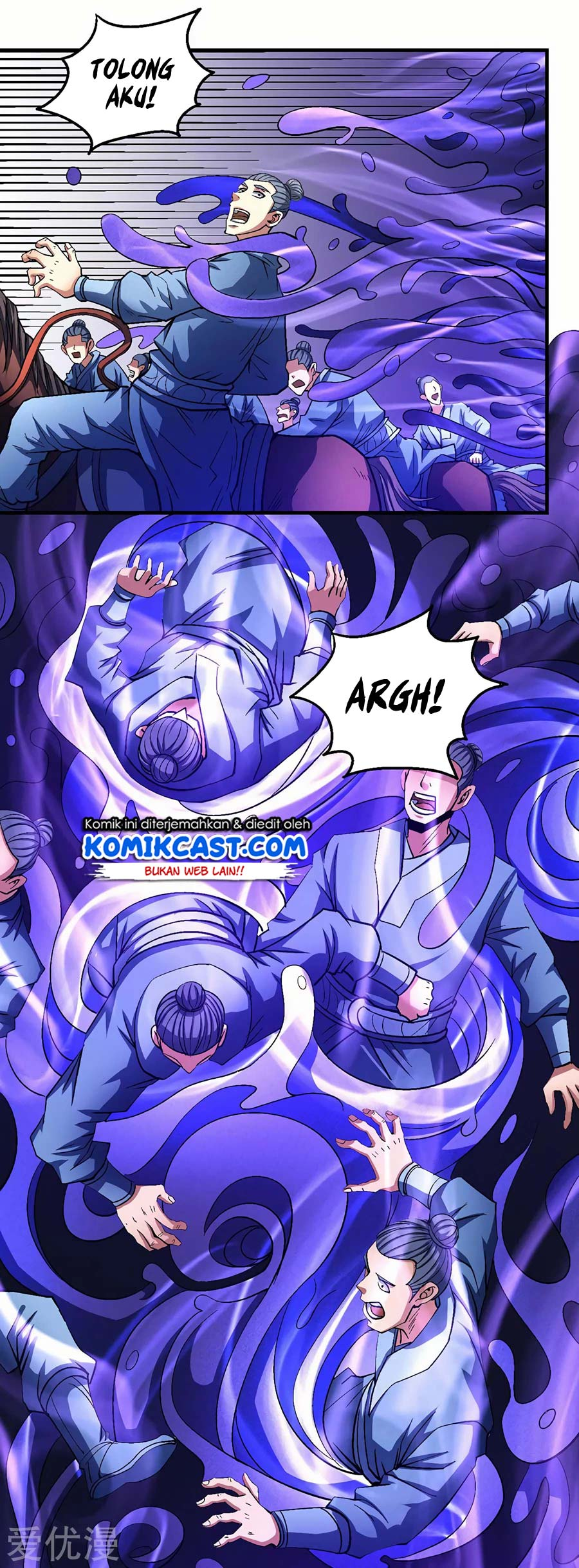 God of Martial Arts: Chapter 125.2 - Page 20
