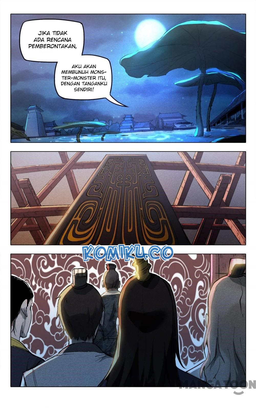 Deity's Path through Ten Thousand Worlds: Chapter 207 - Page 14