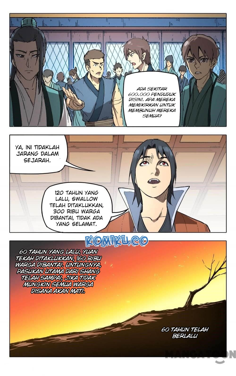 Deity's Path through Ten Thousand Worlds: Chapter 207 - Page 11