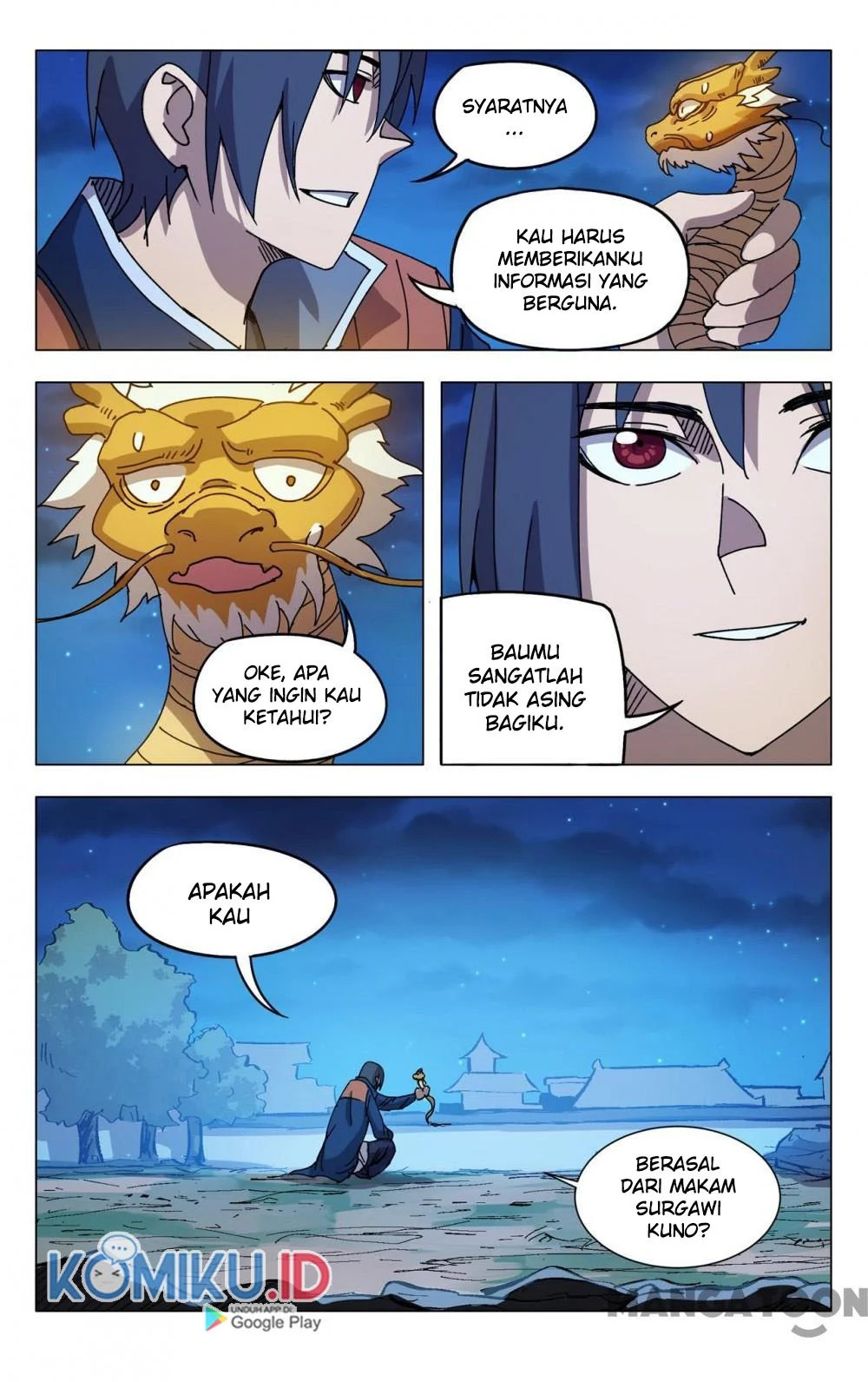 Deity's Path through Ten Thousand Worlds: Chapter 293 - Page 11