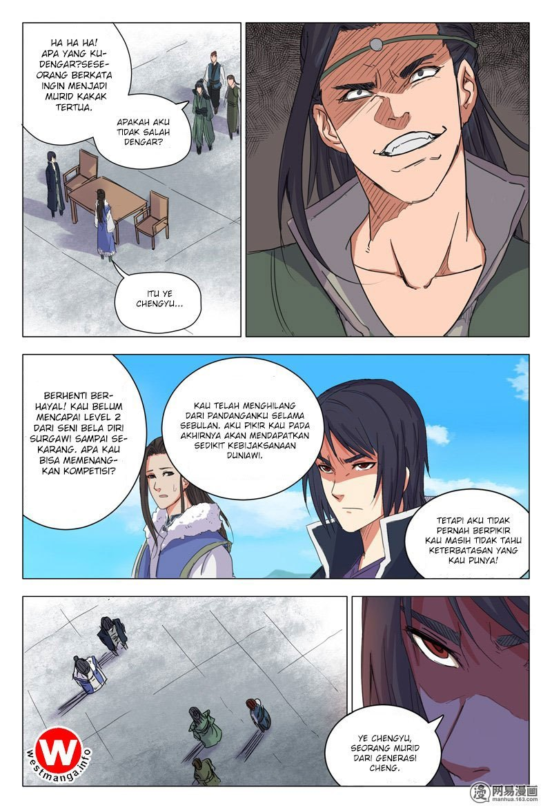 Deity's Path through Ten Thousand Worlds: Chapter 09 - Page 1