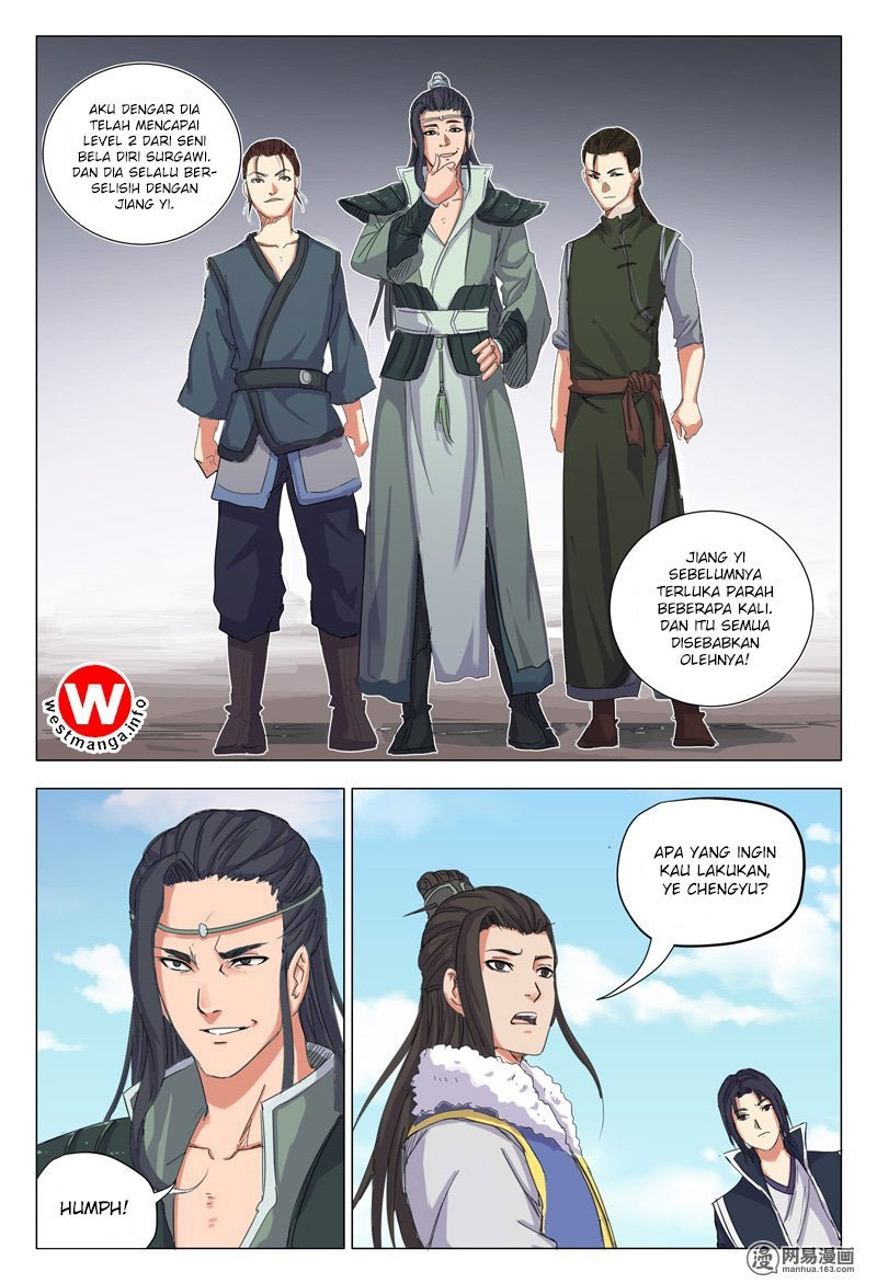 Deity's Path through Ten Thousand Worlds: Chapter 09 - Page 3