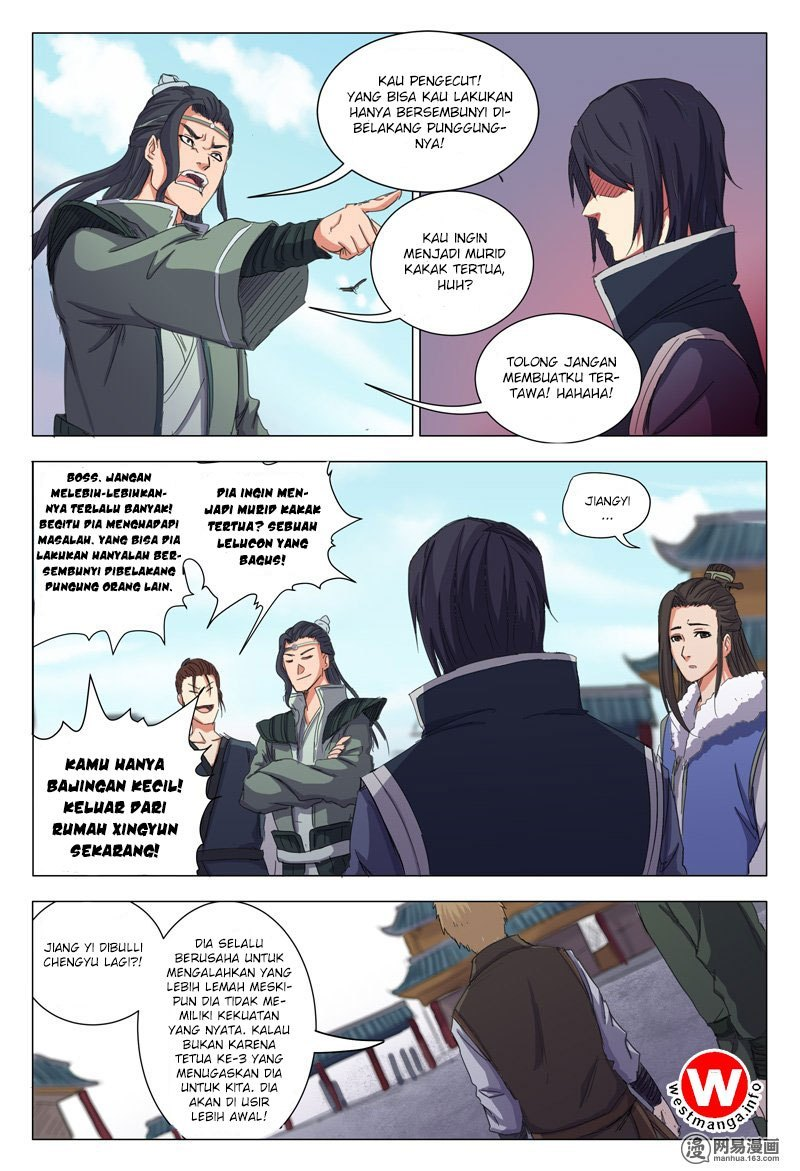 Deity's Path through Ten Thousand Worlds: Chapter 09 - Page 5