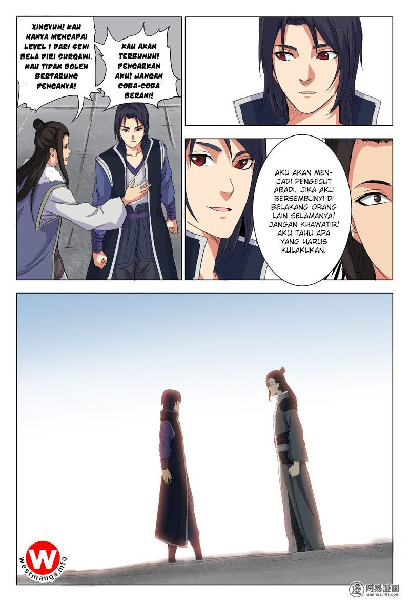 Deity's Path through Ten Thousand Worlds: Chapter 09 - Page 7