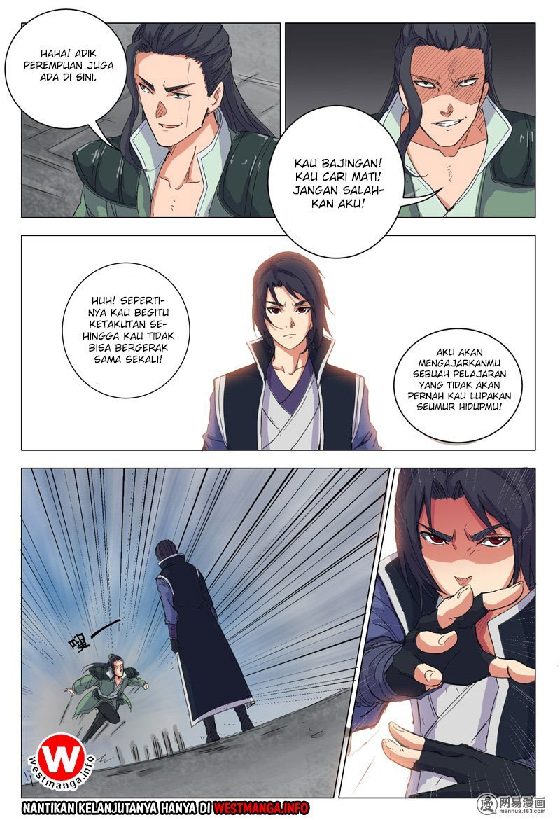 Deity's Path through Ten Thousand Worlds: Chapter 09 - Page 11