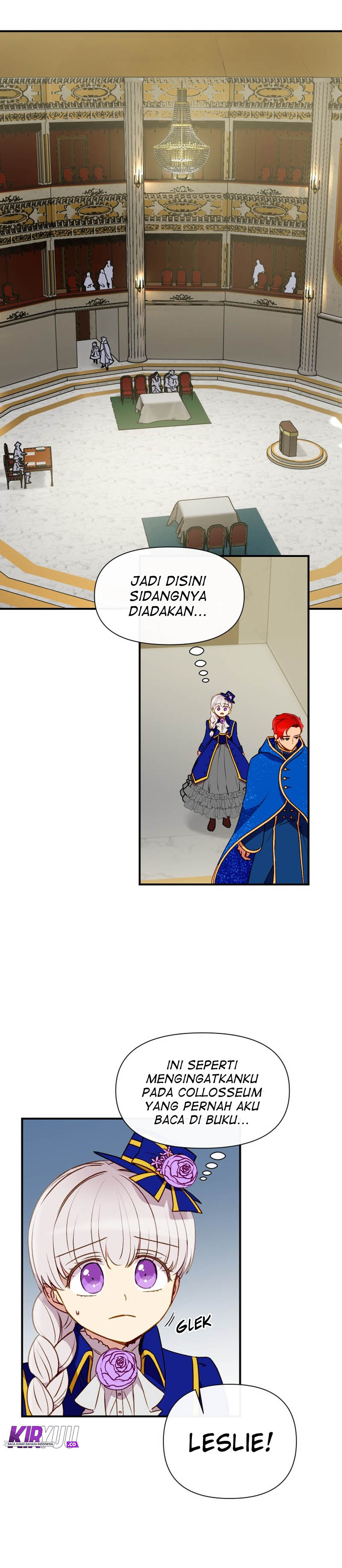 The Monster Duchess and Contract Princess: Chapter 35 - Page 12