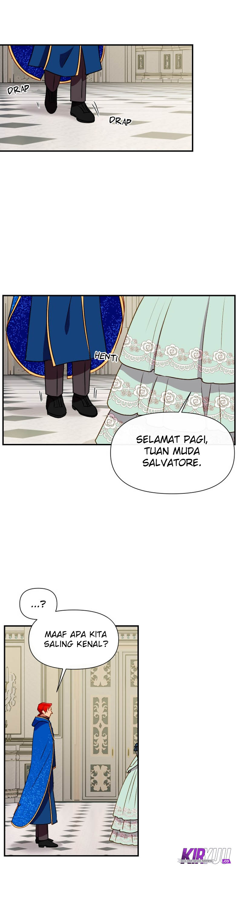 The Monster Duchess and Contract Princess: Chapter 35 - Page 15