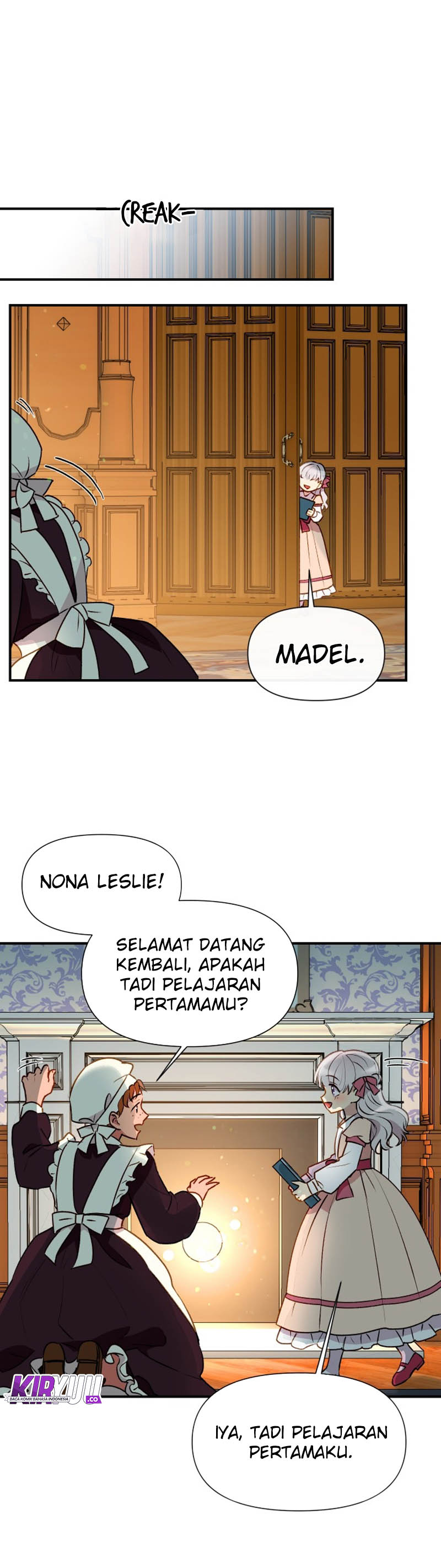 The Monster Duchess and Contract Princess: Chapter 30 - Page 8