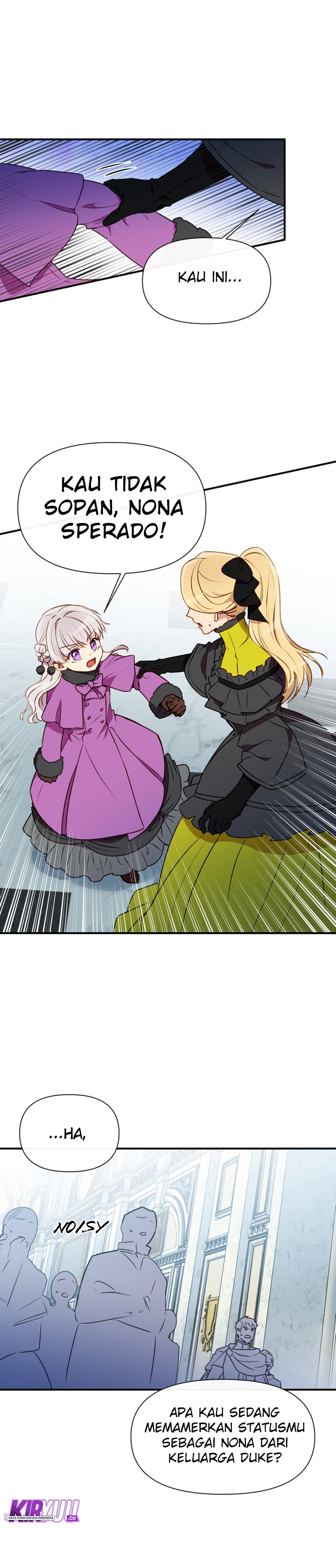 The Monster Duchess and Contract Princess: Chapter 47 - Page 19