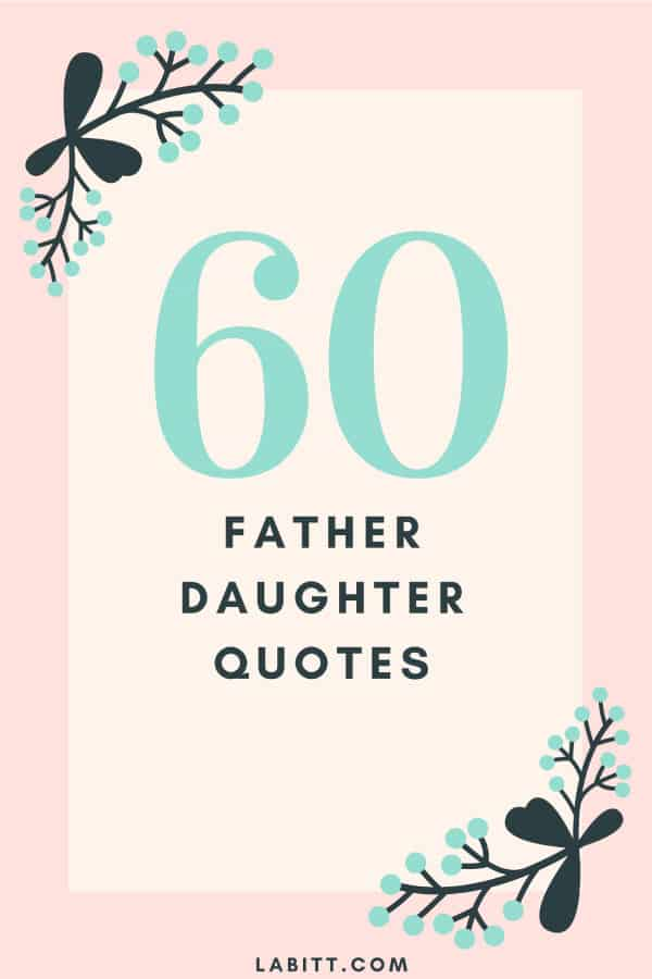 Quotes On Father And Daughter 2