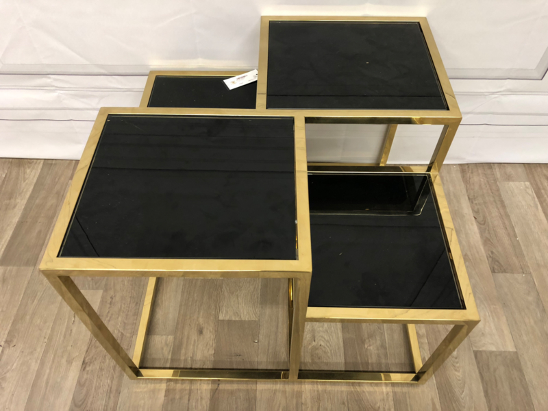 Eichholtz Side Table Smythson Bijzettafels Luxury Living Outlet