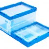 plastic folding containers