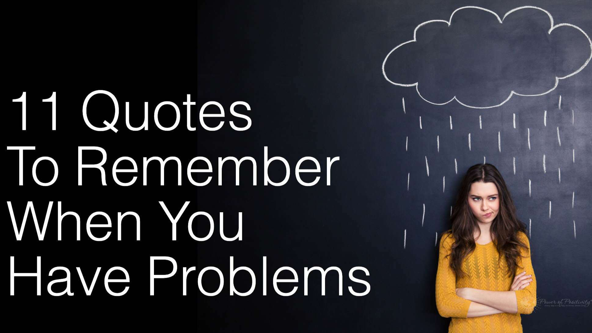 Quotes About Problems 1