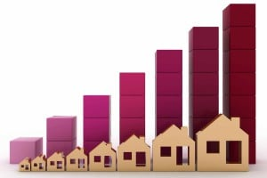 trends rise house growth property market