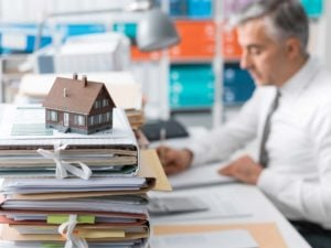 Real Estate Mortgage Loans And Paperwork