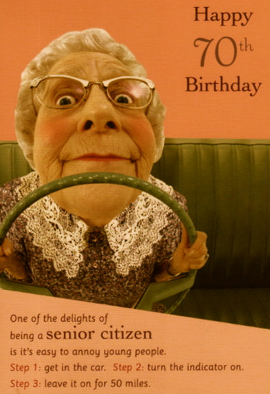 70th Birthday Quotes Funny Quotesgram