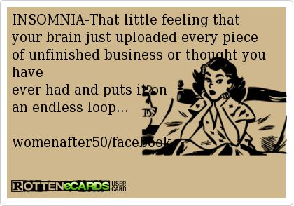Funny Quotes About Insomnia Quotesgram