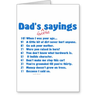 Funny Birthday Quotes For Dad Quotesgram