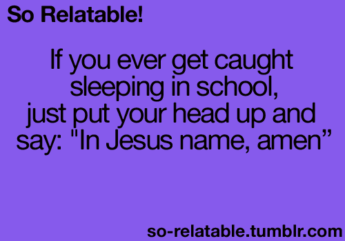 Funny Relatable Quotes About School Quotesgram