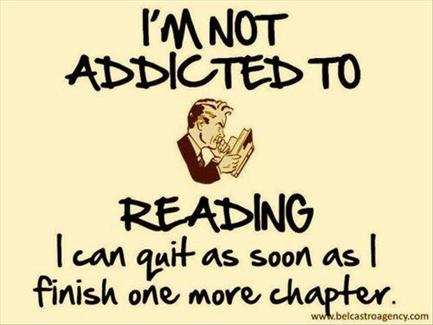 Funny Quotes About Reading Quotesgram