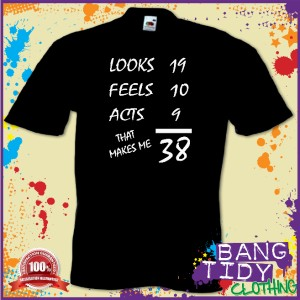 38th Birthday Quotes Funny Quotesgram