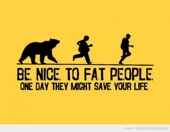 Funny Quotes About Being Fat Quotesgram