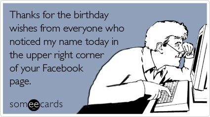 Birthday Thank You Funny Quotes Quotesgram