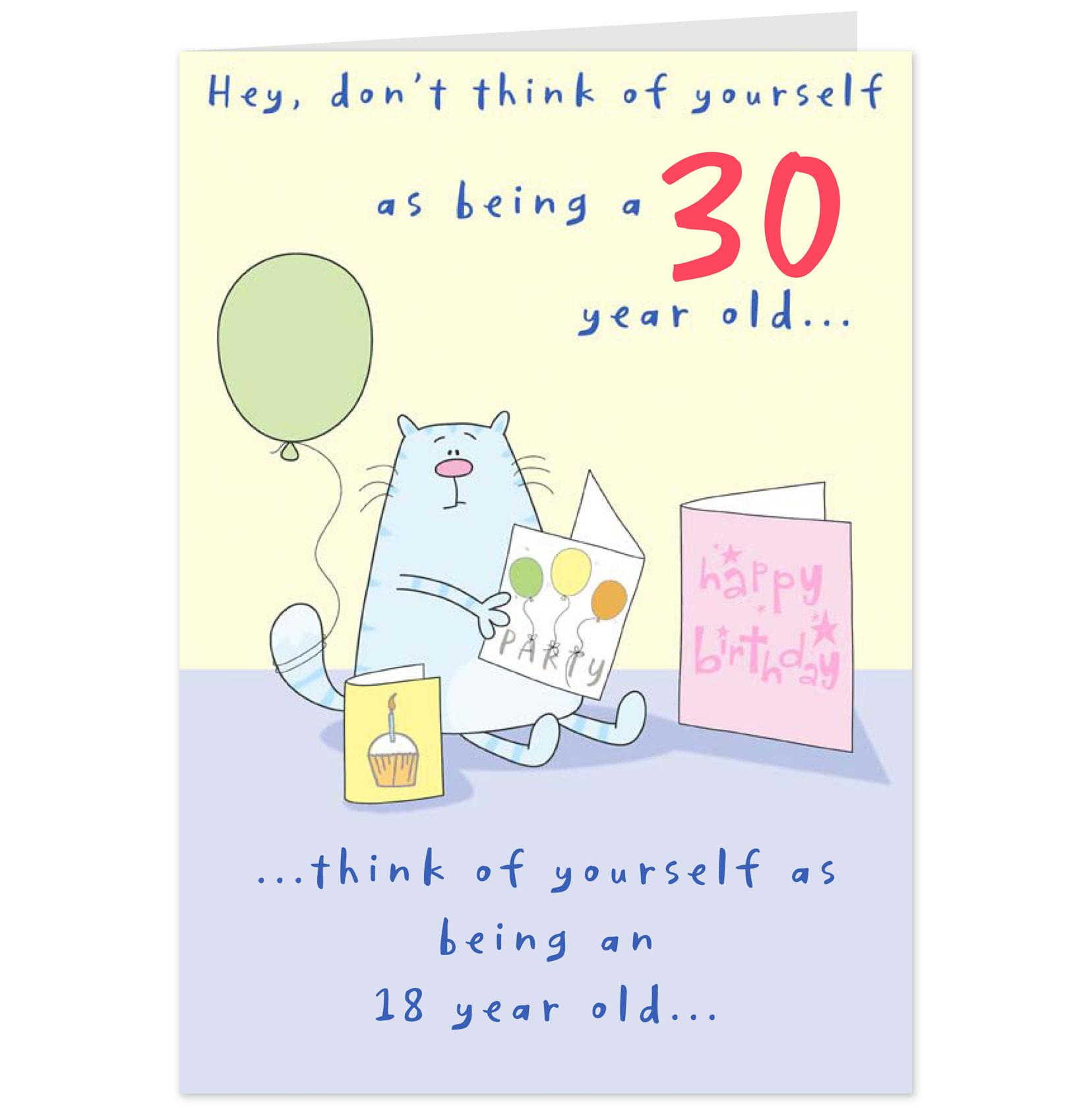 Funny 30th Birthday Quotes For Women Quotesgram