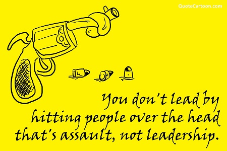 Funny Leadership Quotes And Sayings Quotesgram