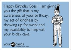 Funny Boss Birthday Wishes Quotes Quotesgram