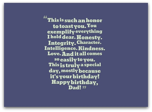 Great Birthday Toasts Quotes Quotesgram