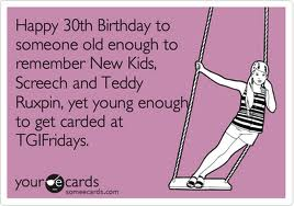 Funny 30th Birthday Quotes For Men Quotesgram
