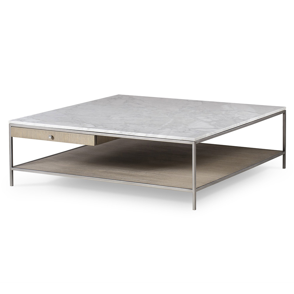 Paxton Coffee Table Large Square Rouse Home