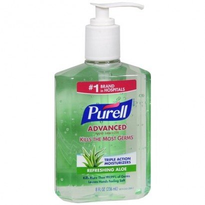 Purell Advanced Hand Sanitizer 236 Ml Www Pewexrx Com