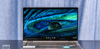 HP Chromebook x360 14c Review