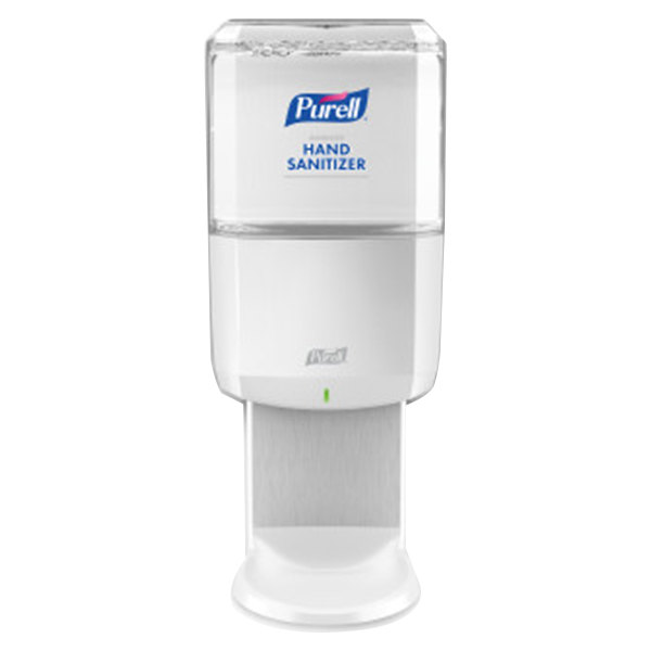 Purell 7720 01 Es8 1200 Ml White Automatic Hand Sanitizer
