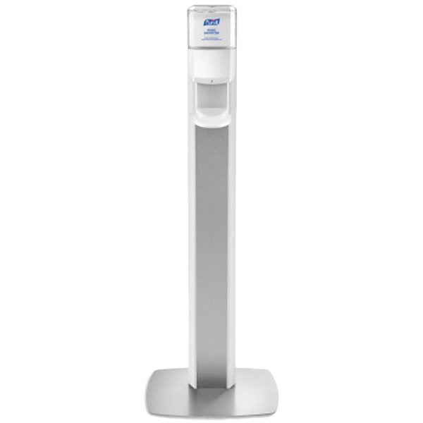 Purell 7308 Ds Slv Messenger Es8 1200 Ml White Automatic