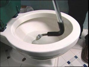 Fix your clogged sink drain with the use of a drain auger!