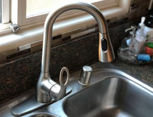 Are you planning to change a faucet in your kitchen area?