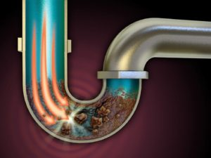 One of the main causes of basement flooding consists of clogged sinks.