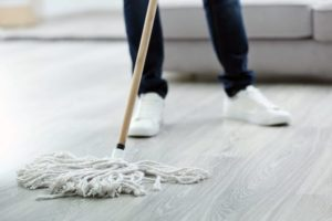 How to fix a flooded basement? Start by cleaning up your basement environment.