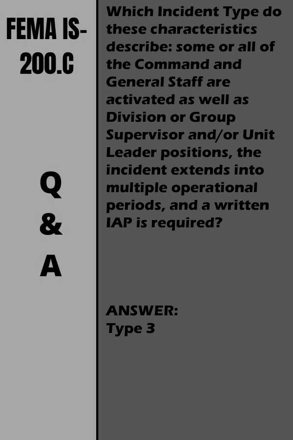Which type of briefing is delivered to individual resources or crews who are assigned to operational tasks and/or work at or near the incident site?