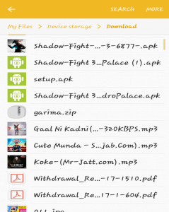Shadow Fight 3 Mod Apk specific download