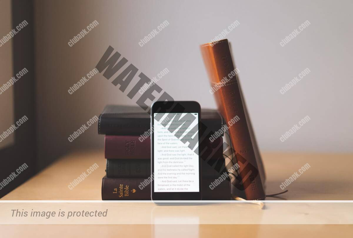Bible And Note