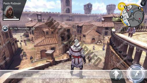 Assassin's Creed Identity Game Play