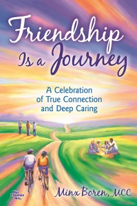 friendship is a journey book cover