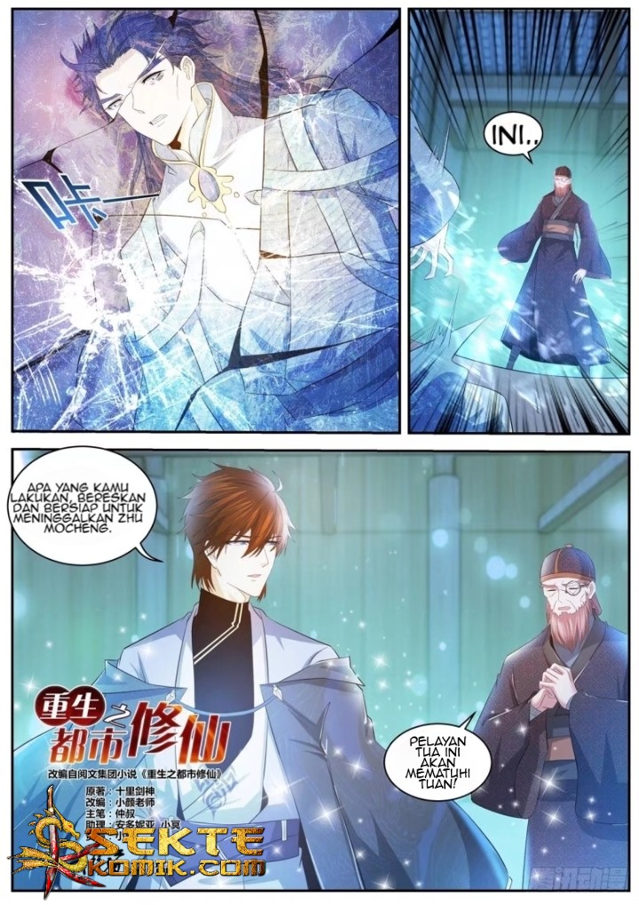 Rebirth of the Urban Immortal Cultivator Chapter 426