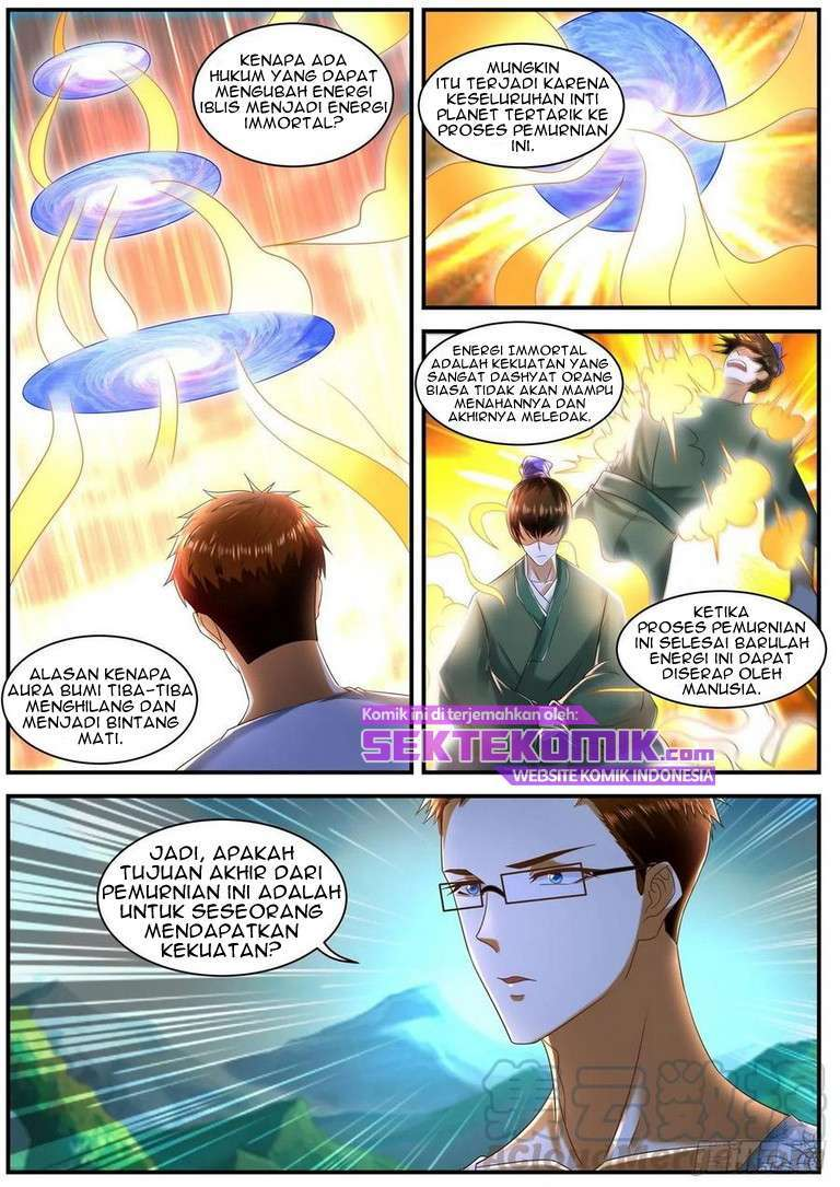 Rebirth of the Urban Immortal Cultivator Chapter 587