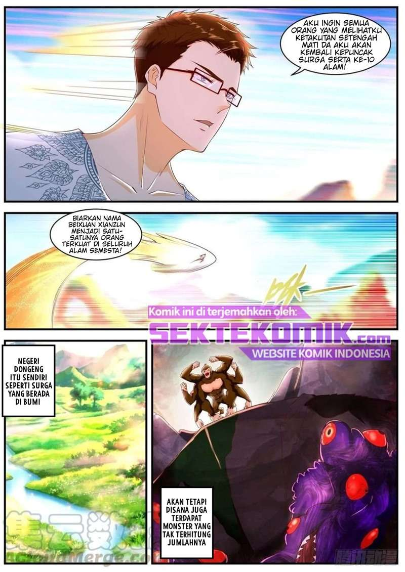 Rebirth of the Urban Immortal Cultivator Chapter 588